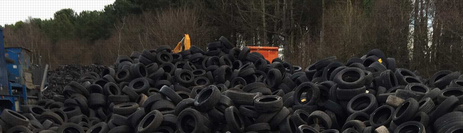 EcoTyre Disposals Ltd - Tyre Disposal and Collection Service