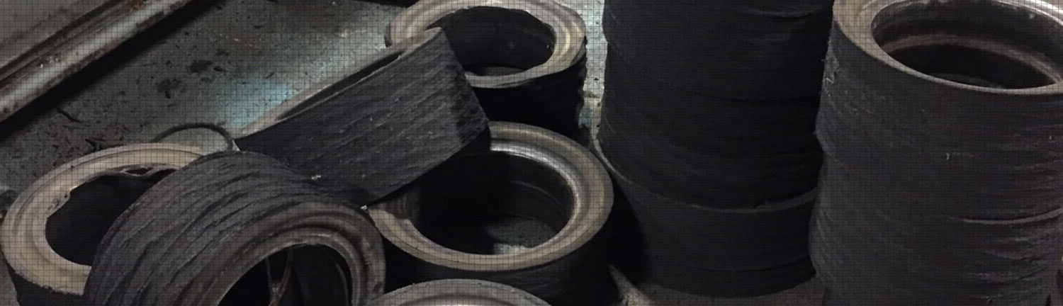 EcoTyre Disposals Ltd - Rubber Mulch Production